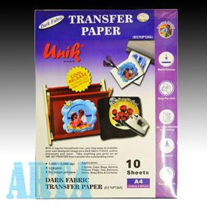 کاغذ چاپ تیشرت